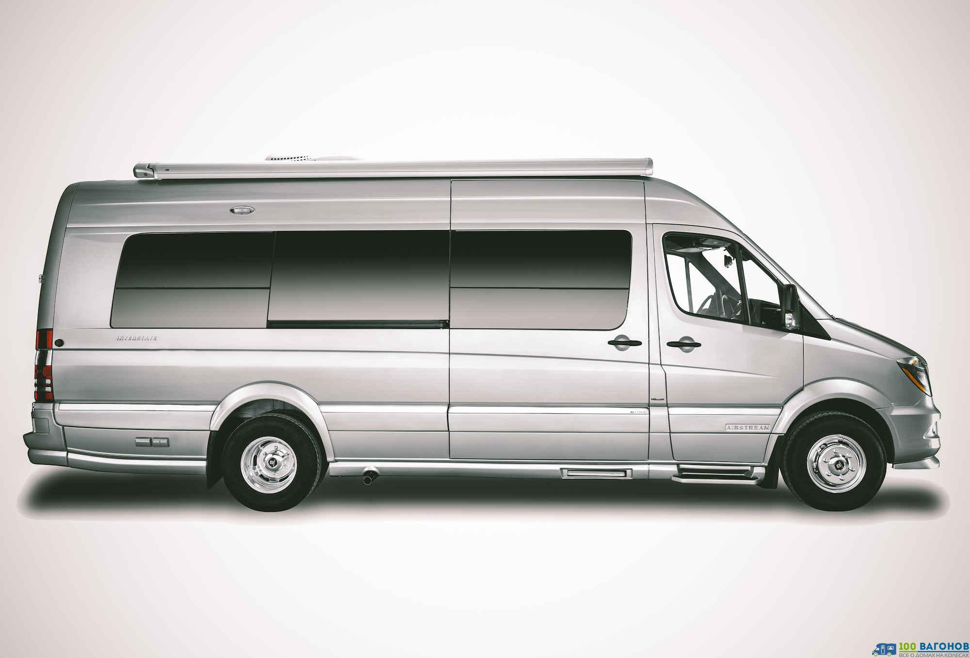 Mercedes Sprinter Van по версии AIRSTREAM-1